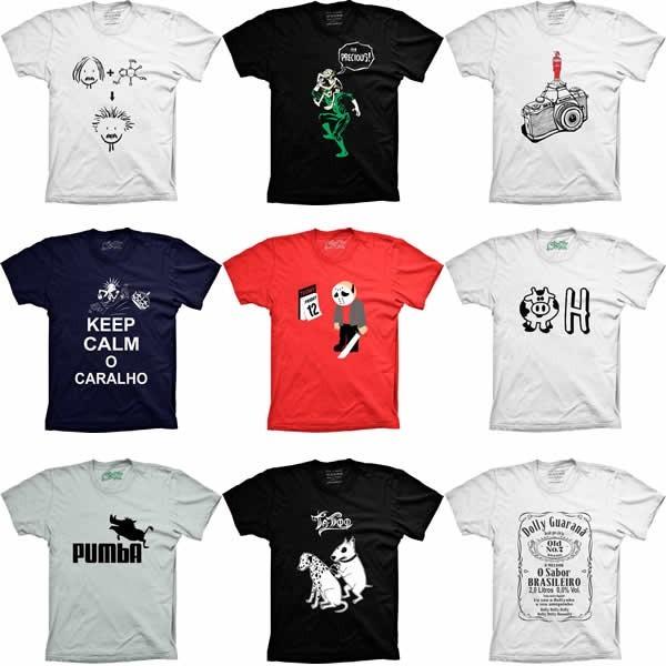 Camisetas Engraçadas Divertidas Frases Humoradas R 4190 Em