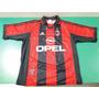Camiseta Del Milan 1996 Adidas En Buen Estado