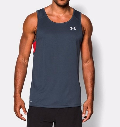 camisetas esqueleto under armour coldblack - new