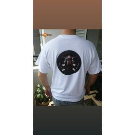 Camisetas /estampadas /bomberos