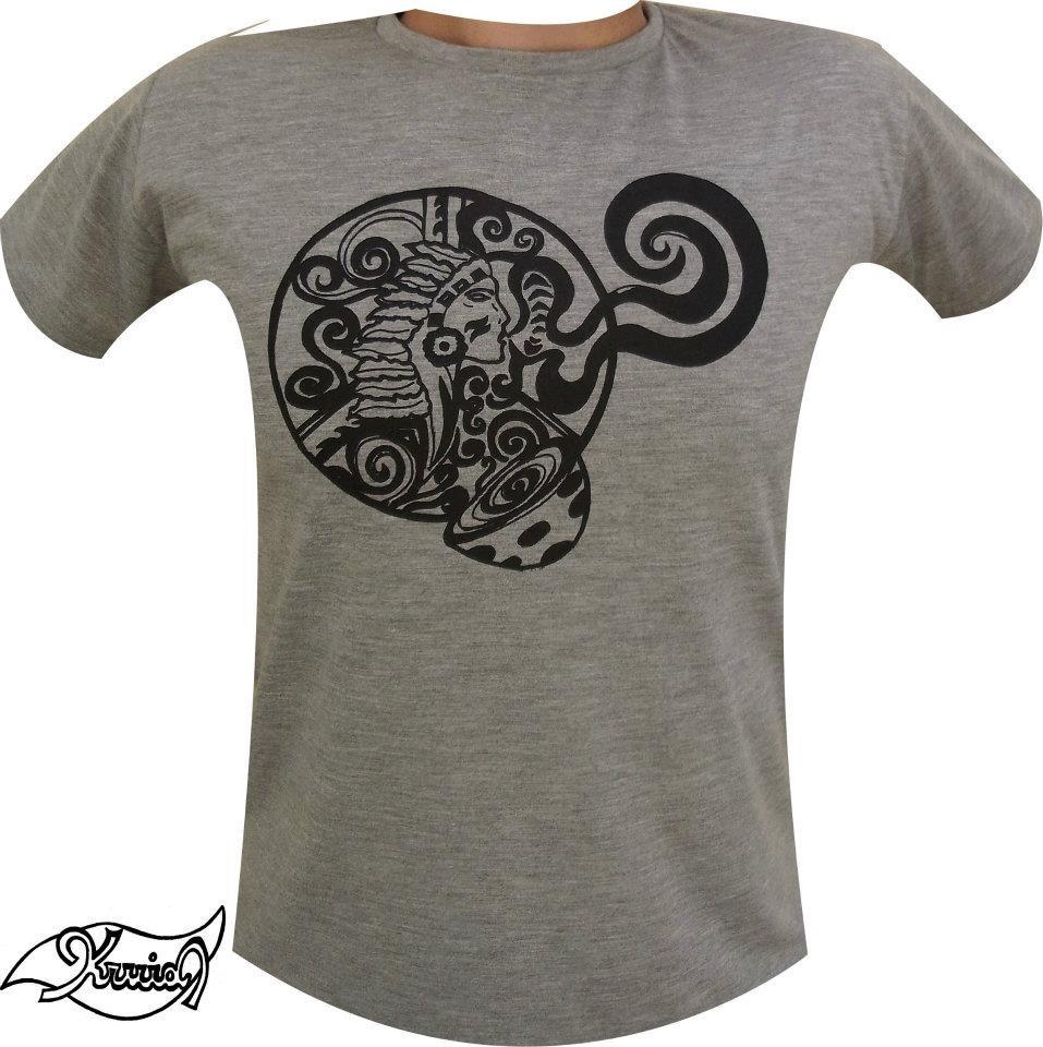 camisetas estampadas camisetas masculinas alternativas. Carregando zoom. e14672bb42743