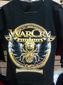 Estampadas Estampadas Camisetas Warcry Dama Dama Bandas Bandas Camisetas qVzGMLSUp