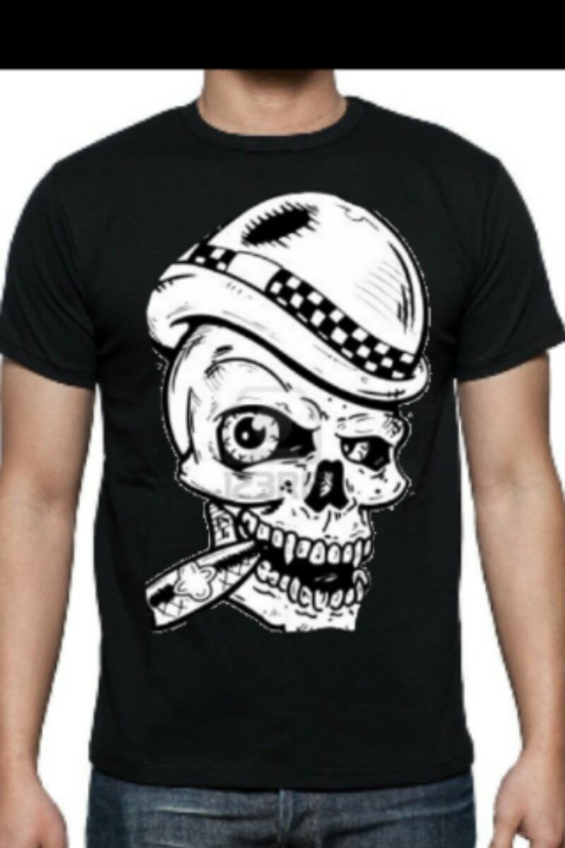 Camisetas Estampadas Diseños Exclusivos -   30.000 en Mercado Libre 783f7f2f4b543