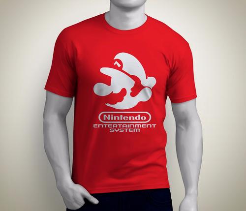 camisetas estampadas videojuegos comic musica personalizadas