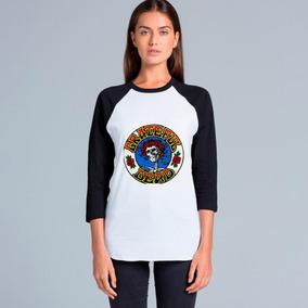 En Mercado Rock Mujer Libre De Bandas Colombia Camisetas bgImyvYf76