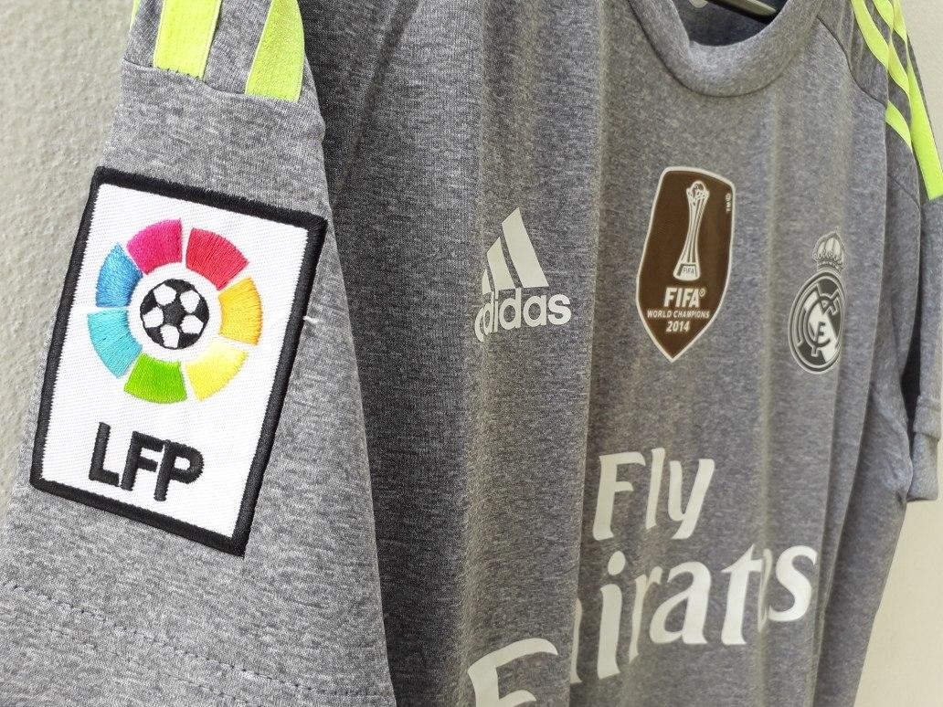 camisetas europeas barcelona real madrid juevenuts. Cargando zoom. 877cf14dcca10