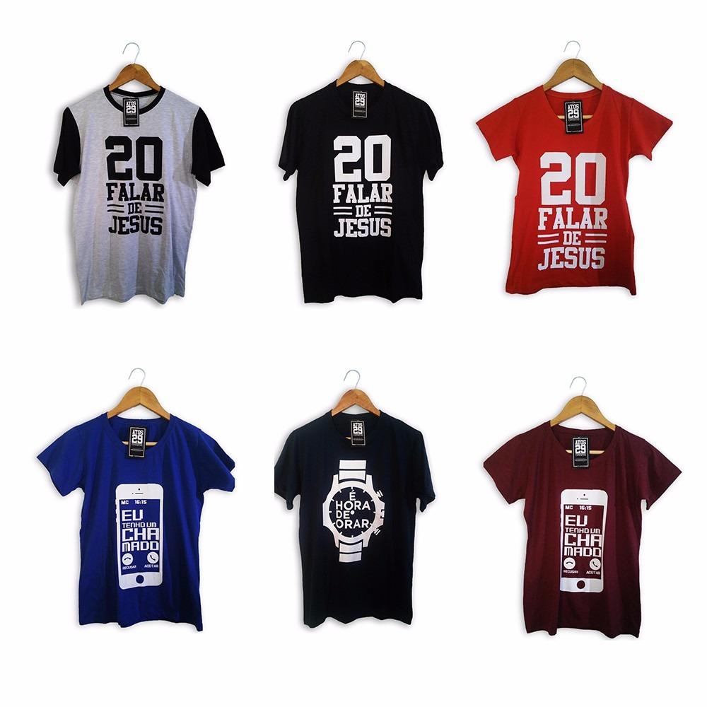 52c5ed9955 53907dbb530f01  camisetas evangélicas gospel atacado kit com 10 unidades.  Carregando zoom.