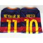 Nueva Camiseta Fc Barcelona 2015 2016 Original