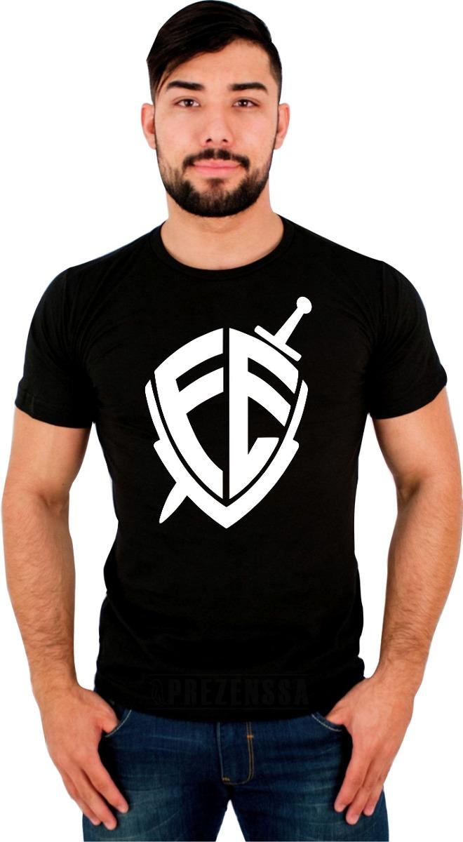 9854af2eb4 camisetas - fé - ótima qualidade - use pinguim. Carregando zoom.