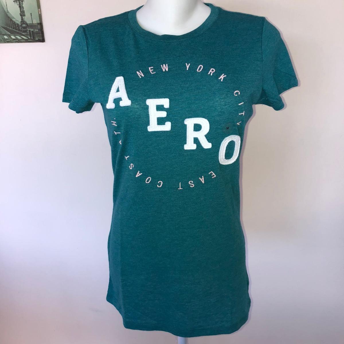 2fd98d645dd1f camisetas femininas aeropostale original importadas promoção. Carregando  zoom.