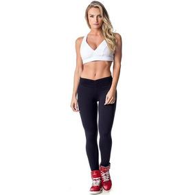 93866c6ab Val Fitness Legging - Camisetas Feminino de Fitness no Mercado Livre Brasil