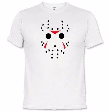 camisetas filmes jason 997