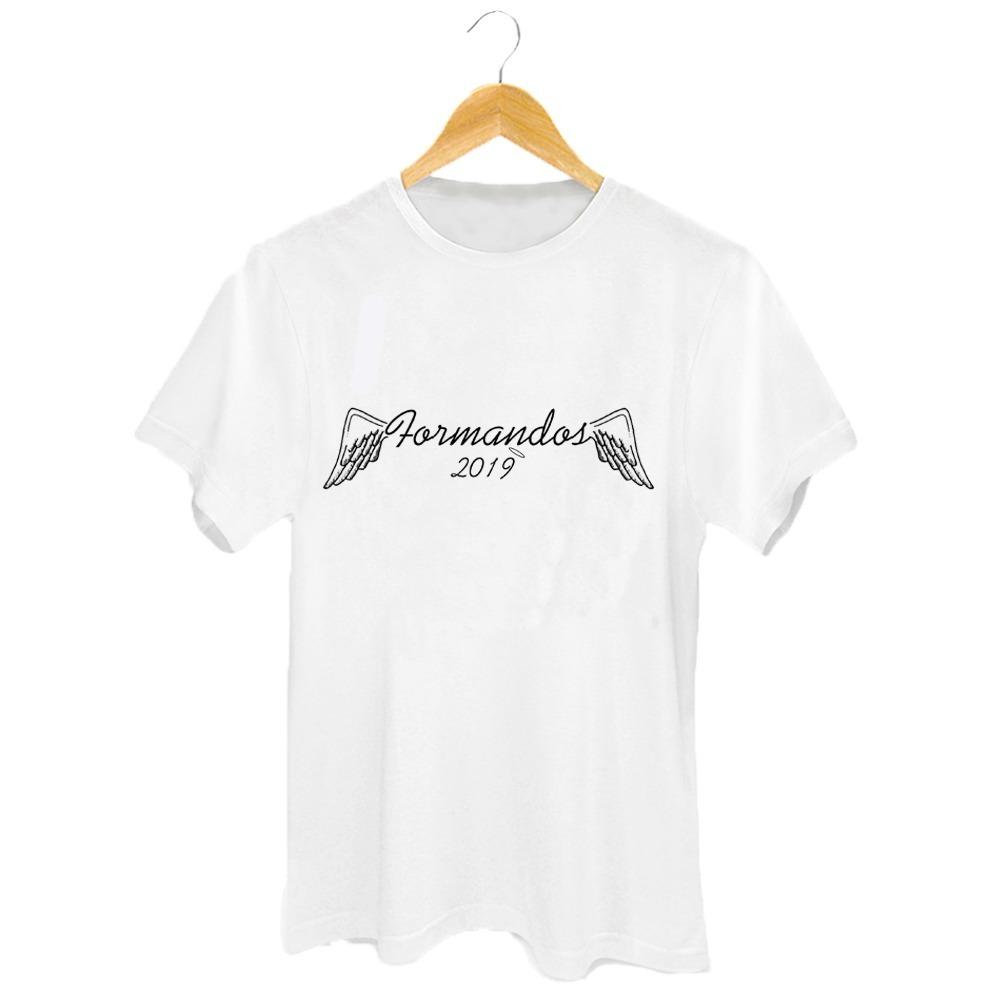 camisetas formandos 2019 - terceirão - anjos - formatura. Carregando zoom. 1f7fe1aca10