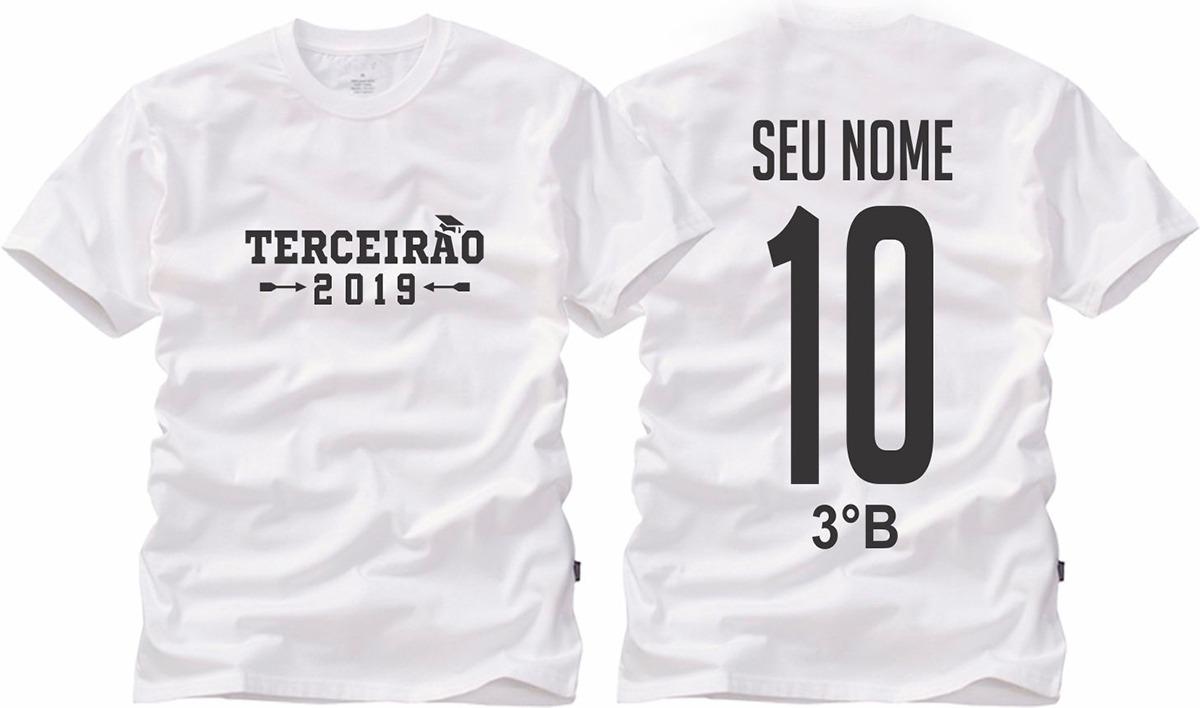 camisetas formandos terceirão 2018 e 2019 personalizado. Carregando zoom. 7593d6e2eff