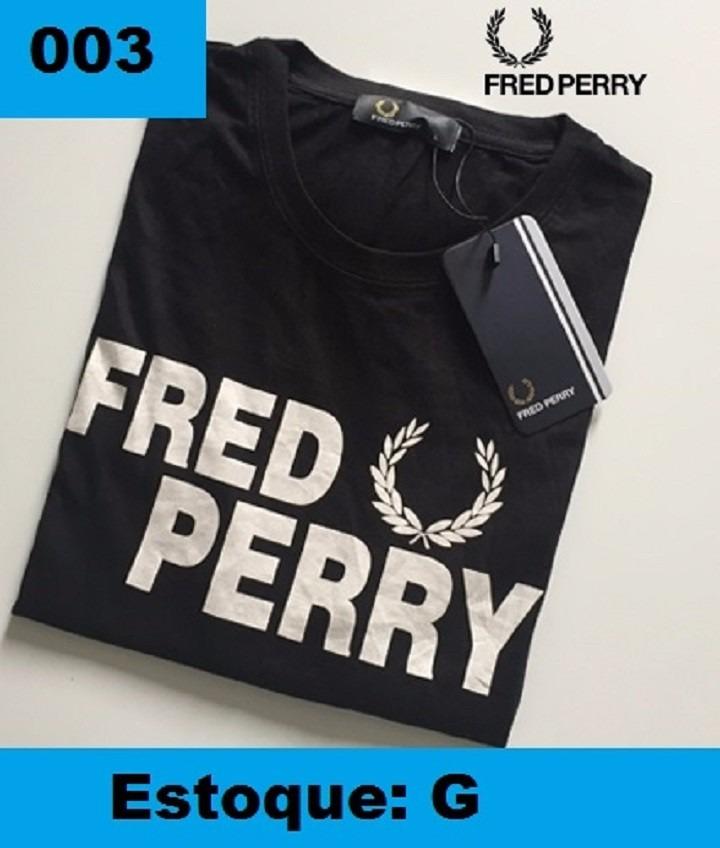 1debad7fb3fd4 camisetas fred perry hugo boss lacoste live prada gucci. Carregando zoom.