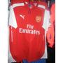 Camiseta Club Arsenal Temporada 2014 - 2015