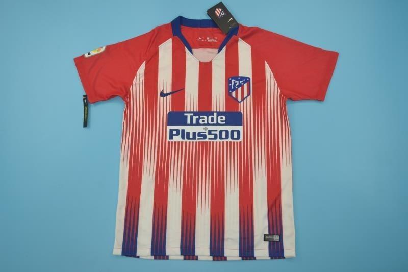 Camisetas Fútbol Atlético Madrid 2018 2019 De Local -   23.500 en ... deee262e8a8d3