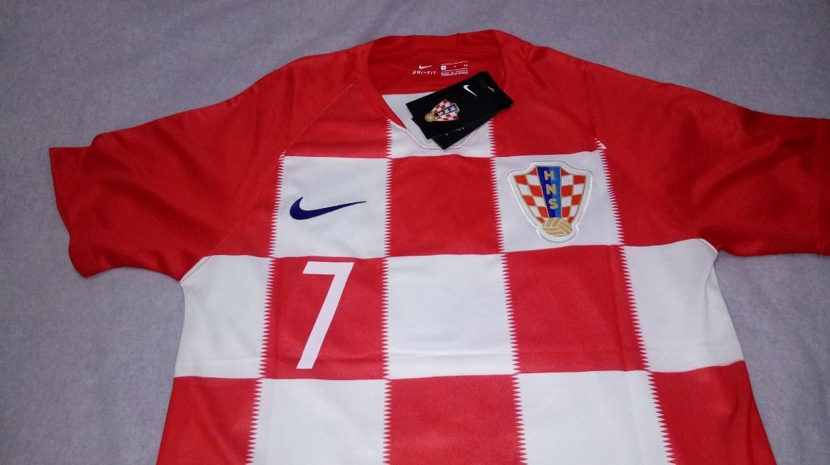 c77f3c9ed4c82 Camisetas Fútbol Croacia 2018 Nueva De Local -   23.500 en Mercado Libre