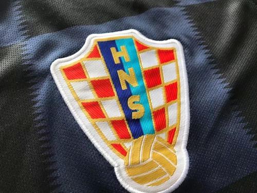 camisetas fútbol croacia 2018 nuevas de visita