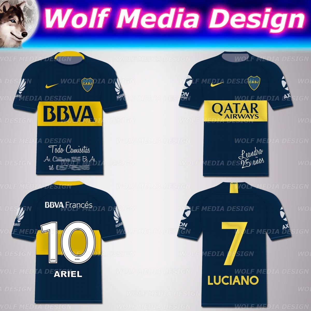 camisetas futbol iman souvenir cumple argentina boca river. Cargando zoom. efe13b54daf48
