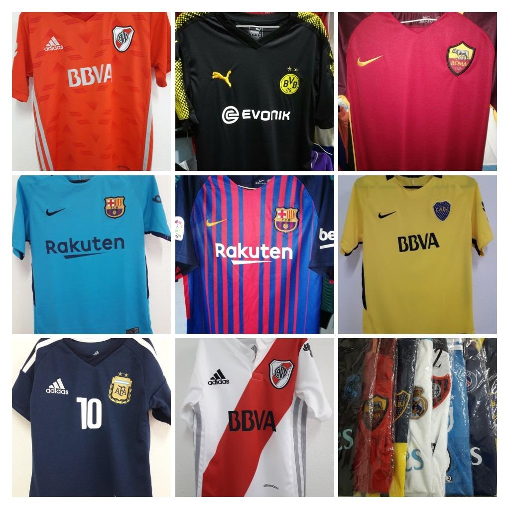 Camisetas De Futbol Para Reventa Por Mayor -   300 16ada2cb04fc7