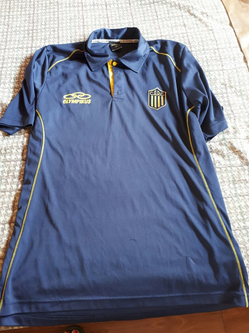 camisetas futbol rosario central. Cargando zoom. e4bcbbf42143a