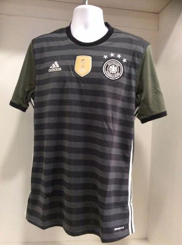 camisetas fútbol selección alemania 2016 de visita talla s