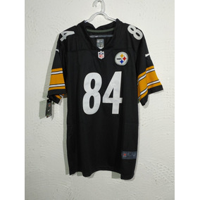 b4ccdafdc8017 Camisa Pittsburgh Steelers Antonio Brown no Mercado Livre Brasil