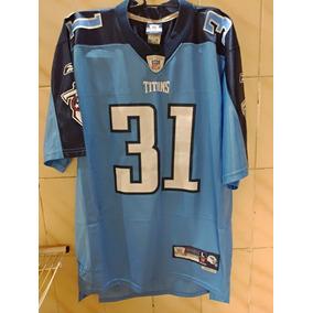 c47bca24a7819 Camisa Futebol Americano Azul no Mercado Livre Brasil