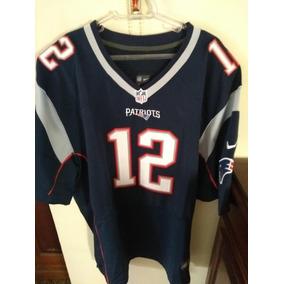 89768bf6a190a Camisa New England Patriot - Camisetas de Futebol Americano no Mercado  Livre Brasil