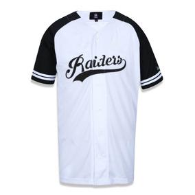 f192e2cd2 Camisa De Futebol Americano Raiders no Mercado Livre Brasil