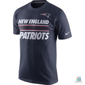 a4bca424a99dc New England Patriots Camiseta Nike Importada Oficial - Camisetas de Futebol  Americano no Mercado Livre Brasil