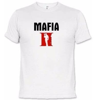 camisetas games mafia