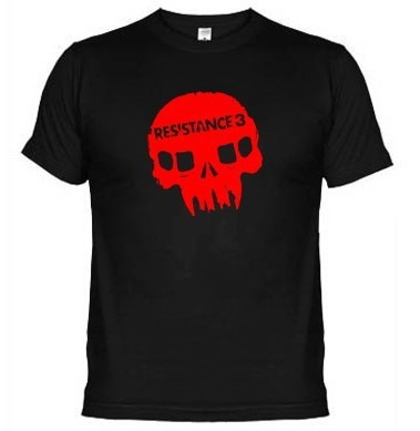 camisetas games resistance