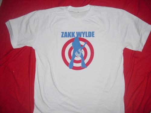 camisetas guns n ´roses, wylde, led zeppelin, janis, bb king