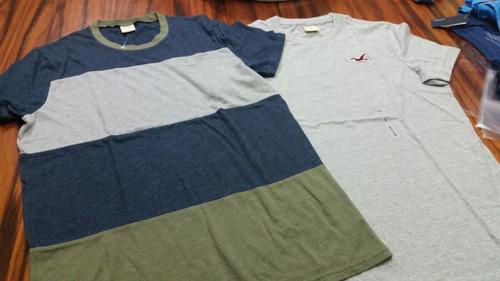 camisetas hollíster nuevas originales para hombre