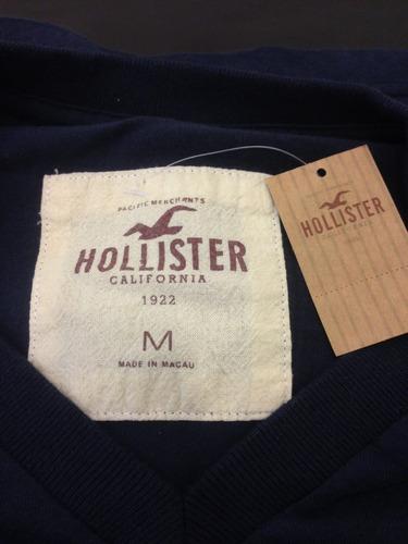 camisetas hollister original importadas pronta entrega