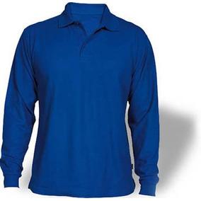 3bc9323cd Camisetas Tipo Polo Dotacion Manga Larga - Ropa y Accesorios en ...