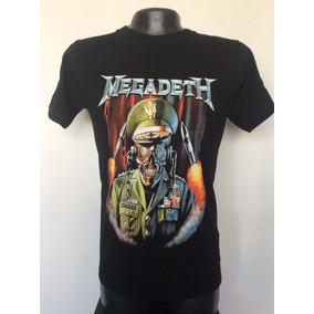 4f76df6086360 Camisetas De Megadeth - Camisetas de Hombre en Mercado Libre Colombia