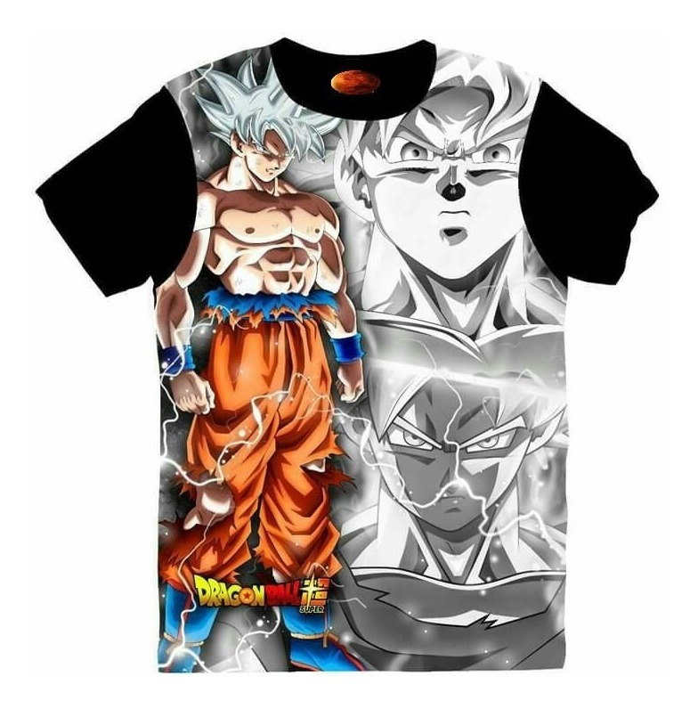 Camisetas Ball Z Dragon NarutoCamiseta AdultoHombre BoeCrdxEQW