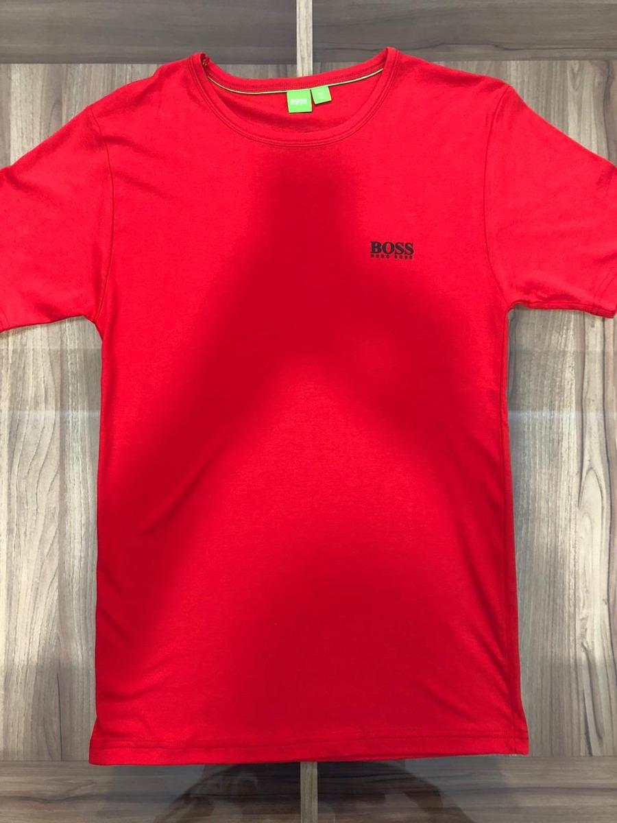 camisetas hugo boss original - verifique os tamanhos. Carregando zoom. cc729ed2d90