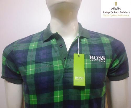 camisetas hugo boss tipo polo