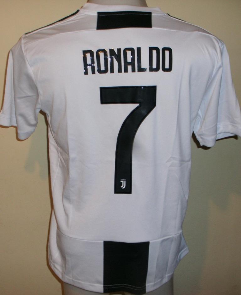 camisetas juventus titular 2019 ronaldo oferta original. Cargando zoom. 6a367491e4a33