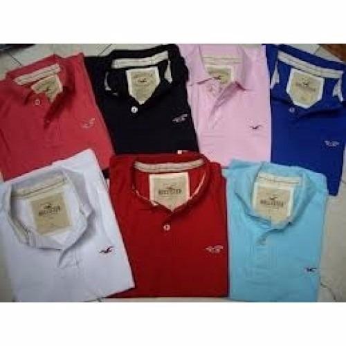 3a6cff81ff701 Camisetas Kit Com 10 Camiseta Polo Masculina Marcas De Grife - R ...