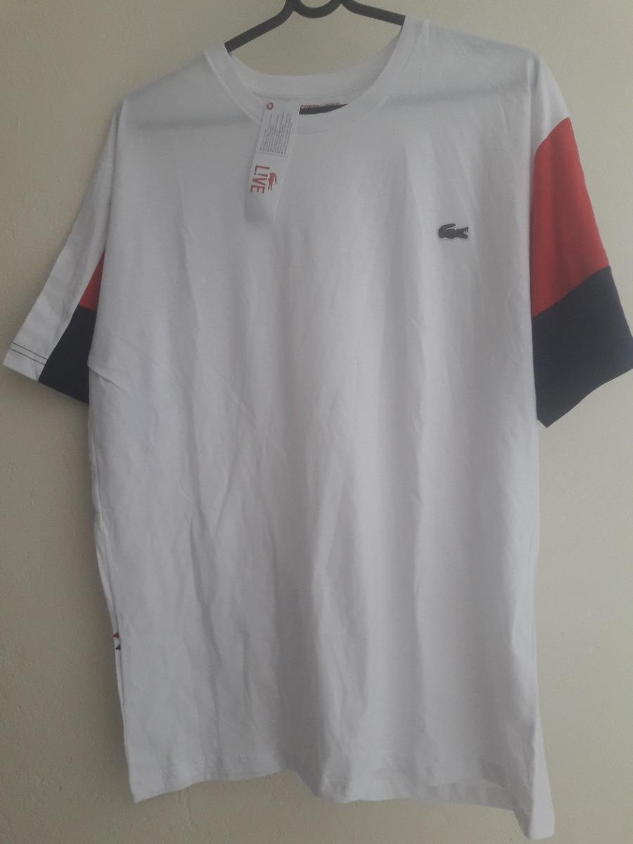 camisetas lacoste importada do peru original. Carregando zoom. 7f004fac19f