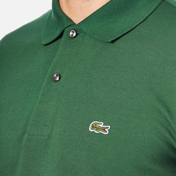 17be735c97a Camisetas Lacoste Polo Promoção Basica Original Pima Cotton - R  129 ...