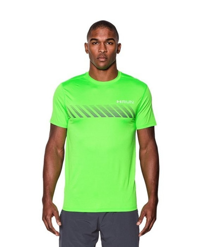 camisetas manga corta under armour heatgear armour - ceñida