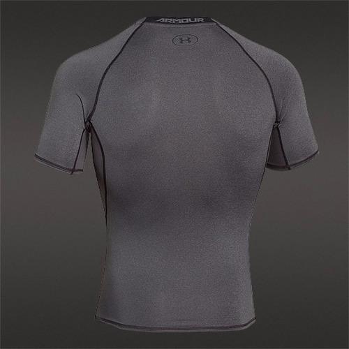 camisetas manga corta under armour heatgear compression