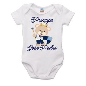 792f2cbb574 Camiseta Pequeno Principe Bebe - Roupas de Bebê no Mercado Livre Brasil
