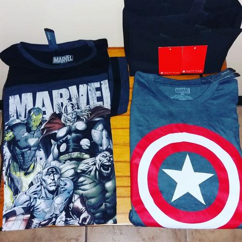 camisetas marvels star wars originales y nuevas!!